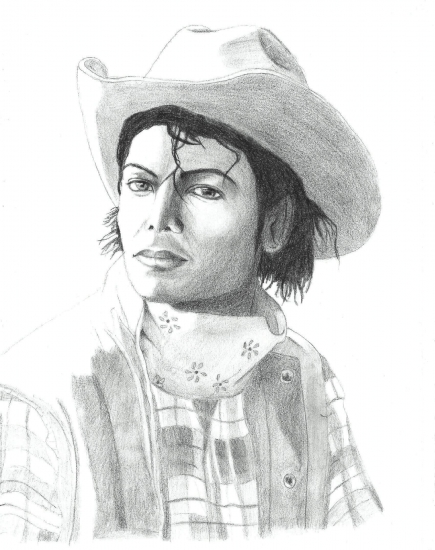 Michael Jackson par Larila